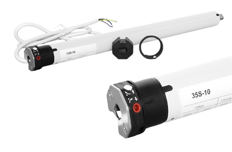 SMART35S - 10 Nm-es univerzális csőmotor